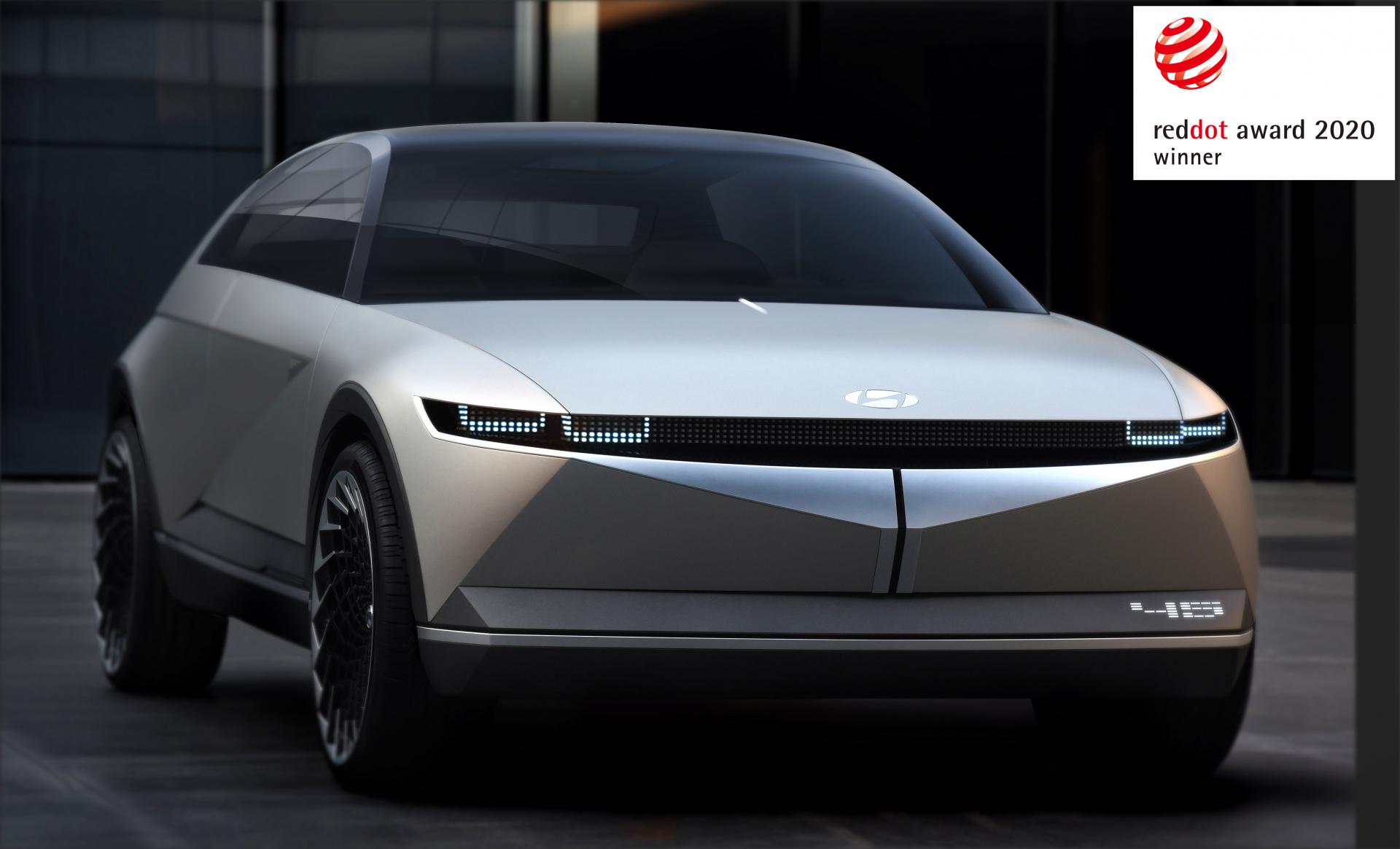 Компанія Hyundai Motor отримала три нагороди Red Dot Award 2020 за концептуальний дизайн | Базис-Авто - фото 9