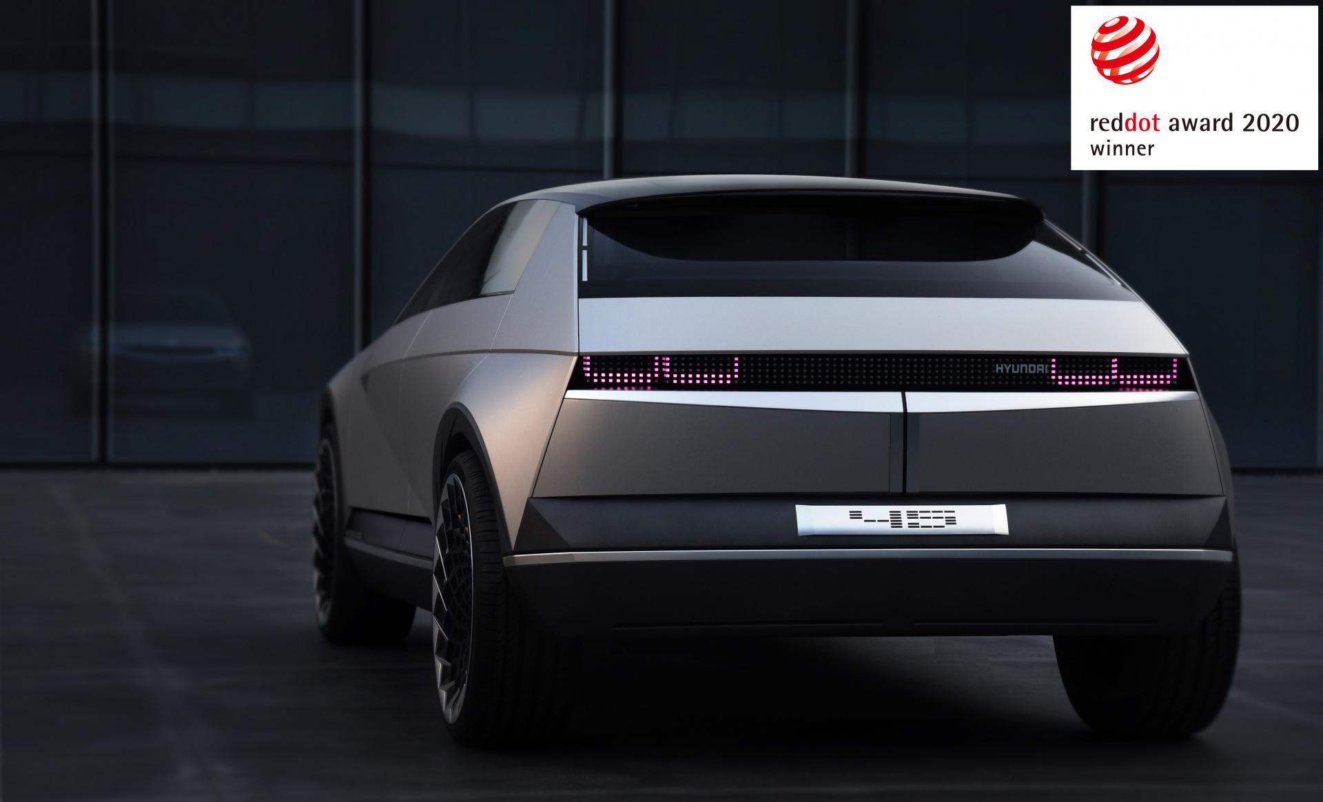 Компанія Hyundai Motor отримала три нагороди Red Dot Award 2020 за концептуальний дизайн | Базис-Авто - фото 10