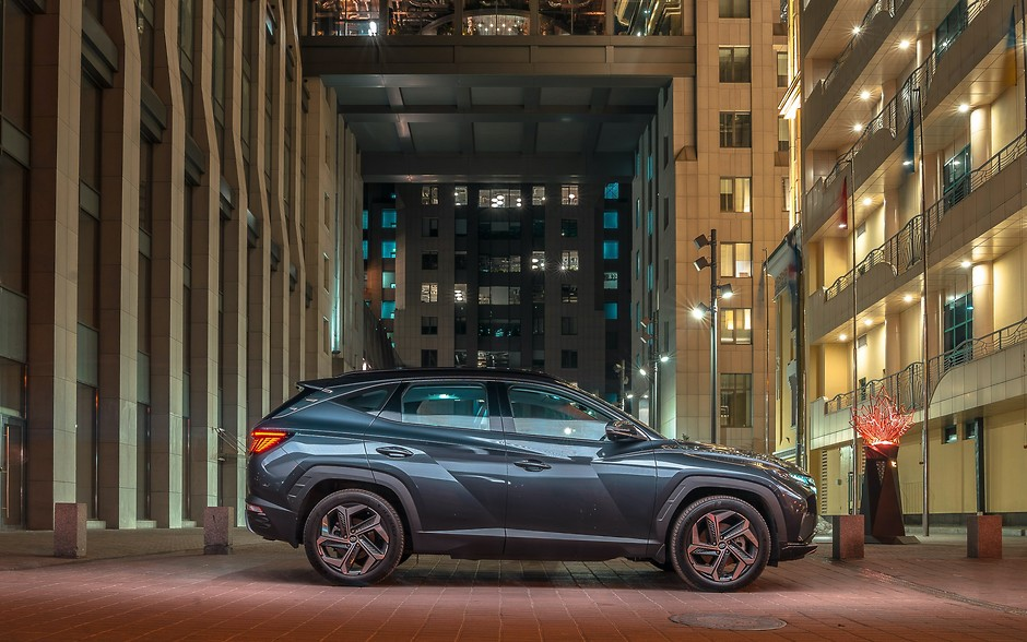 Тест-драйв Hyundai Tucson: Порушник спокою | Базис-Авто - фото 28
