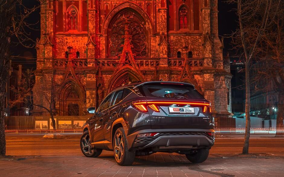 Тест-драйв Hyundai Tucson: Порушник спокою | Базис-Авто - фото 27