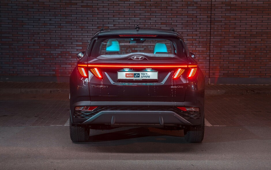 Тест-драйв Hyundai Tucson: Порушник спокою | Базис-Авто - фото 25
