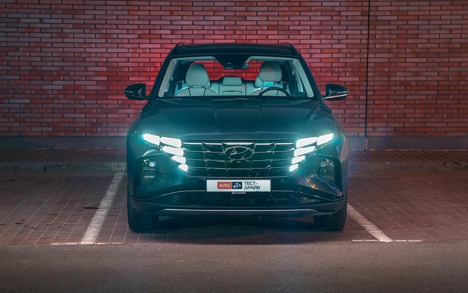 Тест-драйв Hyundai Tucson: Порушник спокою | Базис-Авто - фото 24