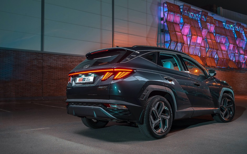 Тест-драйв Hyundai Tucson: Порушник спокою | Базис-Авто - фото 23