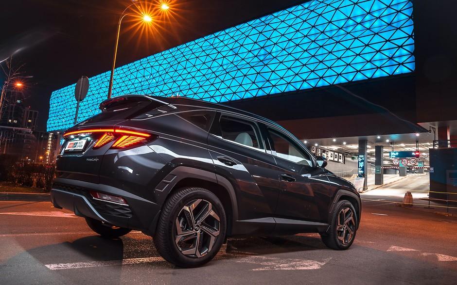 Тест-драйв Hyundai Tucson: Порушник спокою | Базис-Авто - фото 21