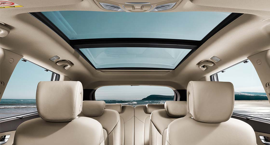 Hyundai GRAND SANTA FE | Галерея, фото | Хюндай Мотор Україна - фото 17