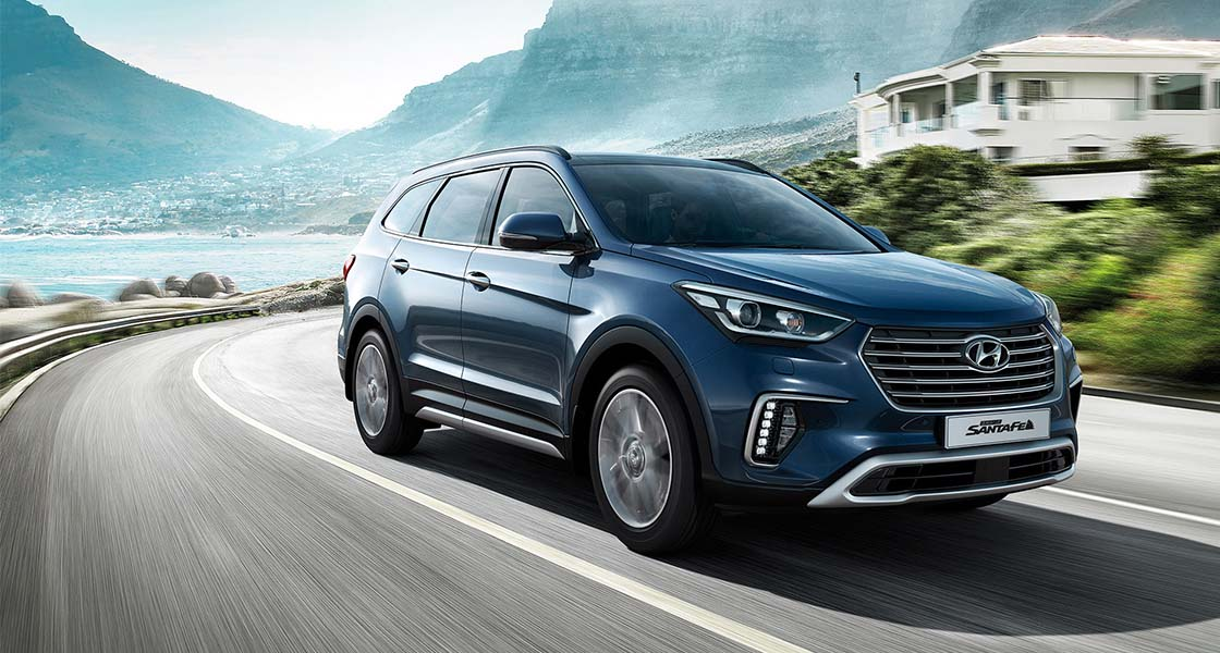Hyundai GRAND SANTA FE | Галерея, фото | Хюндай Мотор Україна - фото 12