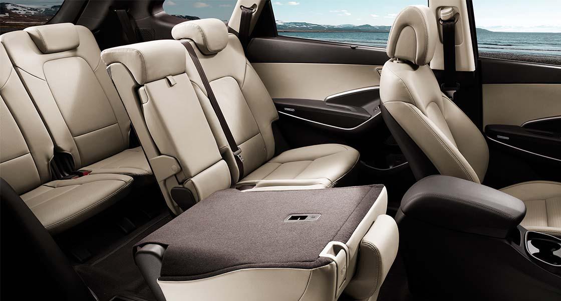 Hyundai GRAND SANTA FE | Галерея, фото | Хюндай Мотор Україна - фото 13