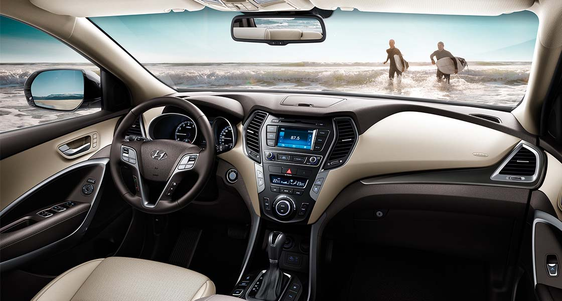Hyundai GRAND SANTA FE | Галерея, фото | Хюндай Мотор Україна - фото 14