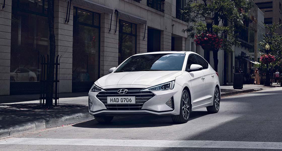 Hyundai New ELANTRA  Галерея, фото  Хюндай Мотор Україна - фото 7