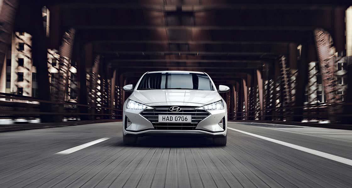 Hyundai New ELANTRA  Галерея, фото  Хюндай Мотор Україна - фото 10