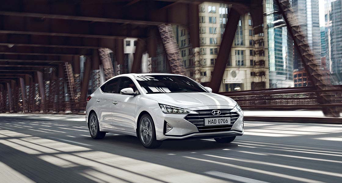 Hyundai New ELANTRA  Галерея, фото  Хюндай Мотор Україна - фото 11