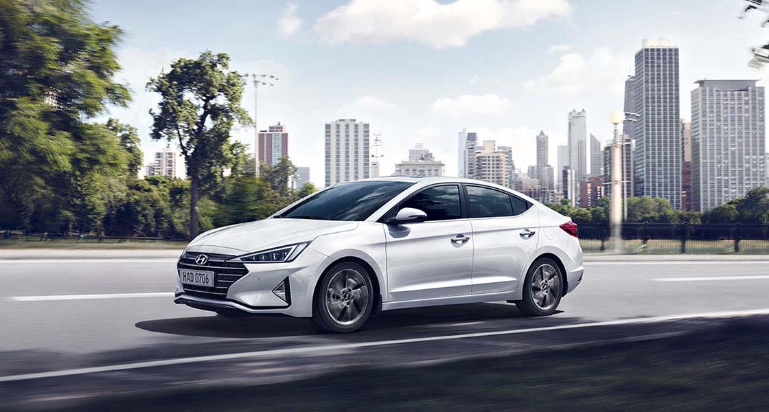 Hyundai New ELANTRA  Галерея, фото  Хюндай Мотор Україна - фото 12