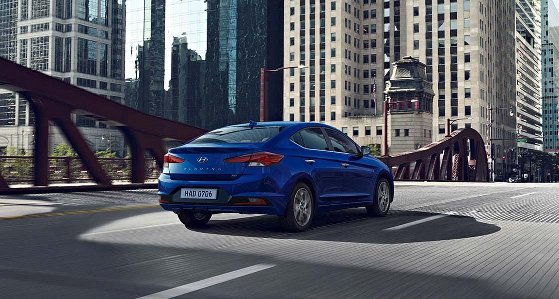 Hyundai New ELANTRA  Галерея, фото  Хюндай Мотор Україна - фото 13