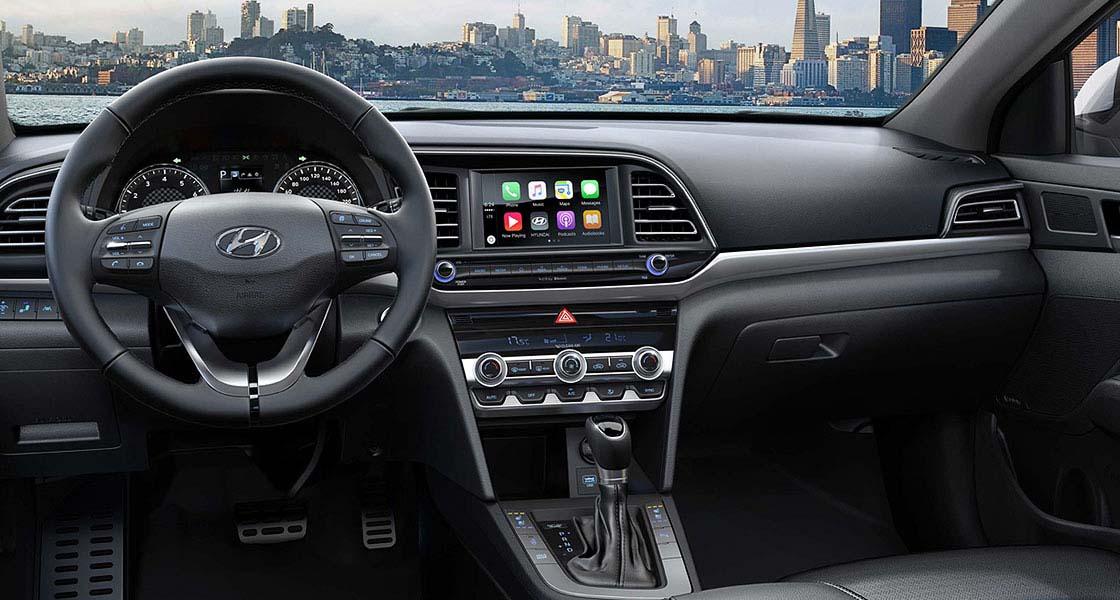 Hyundai New ELANTRA  Галерея, фото  Хюндай Мотор Україна - фото 16