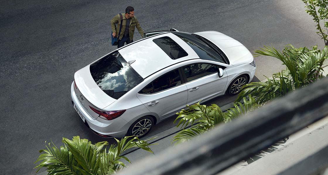 Hyundai New ELANTRA  Галерея, фото  Хюндай Мотор Україна - фото 19