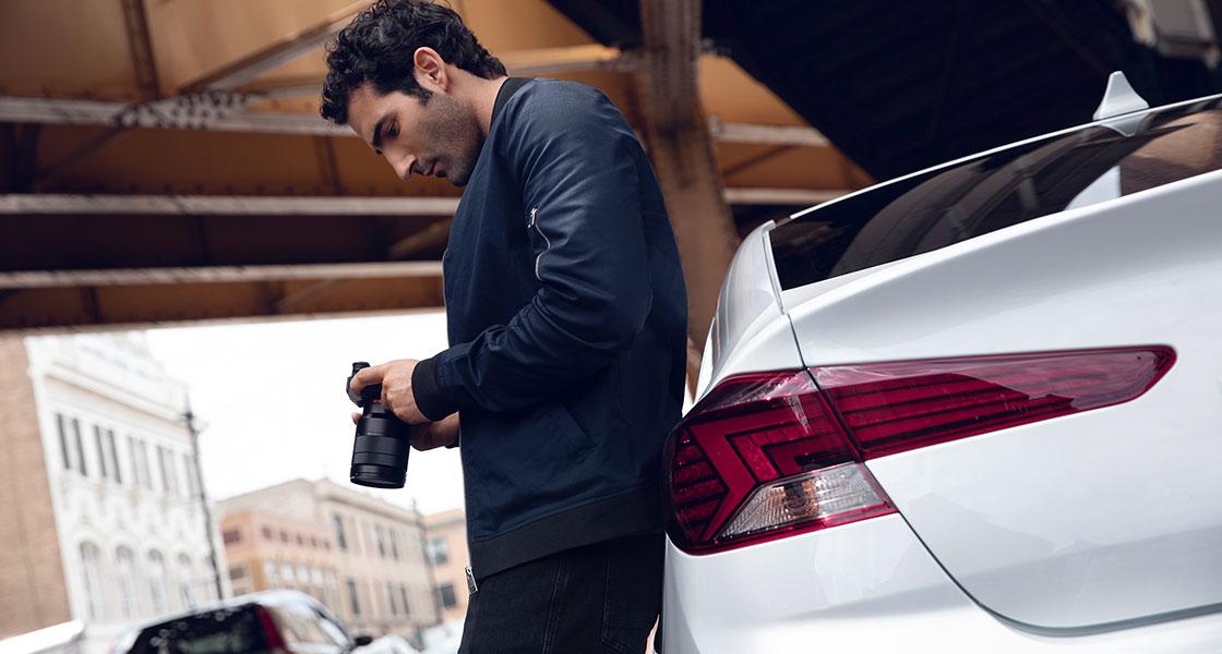 Hyundai New ELANTRA  Галерея, фото  Хюндай Мотор Україна - фото 22