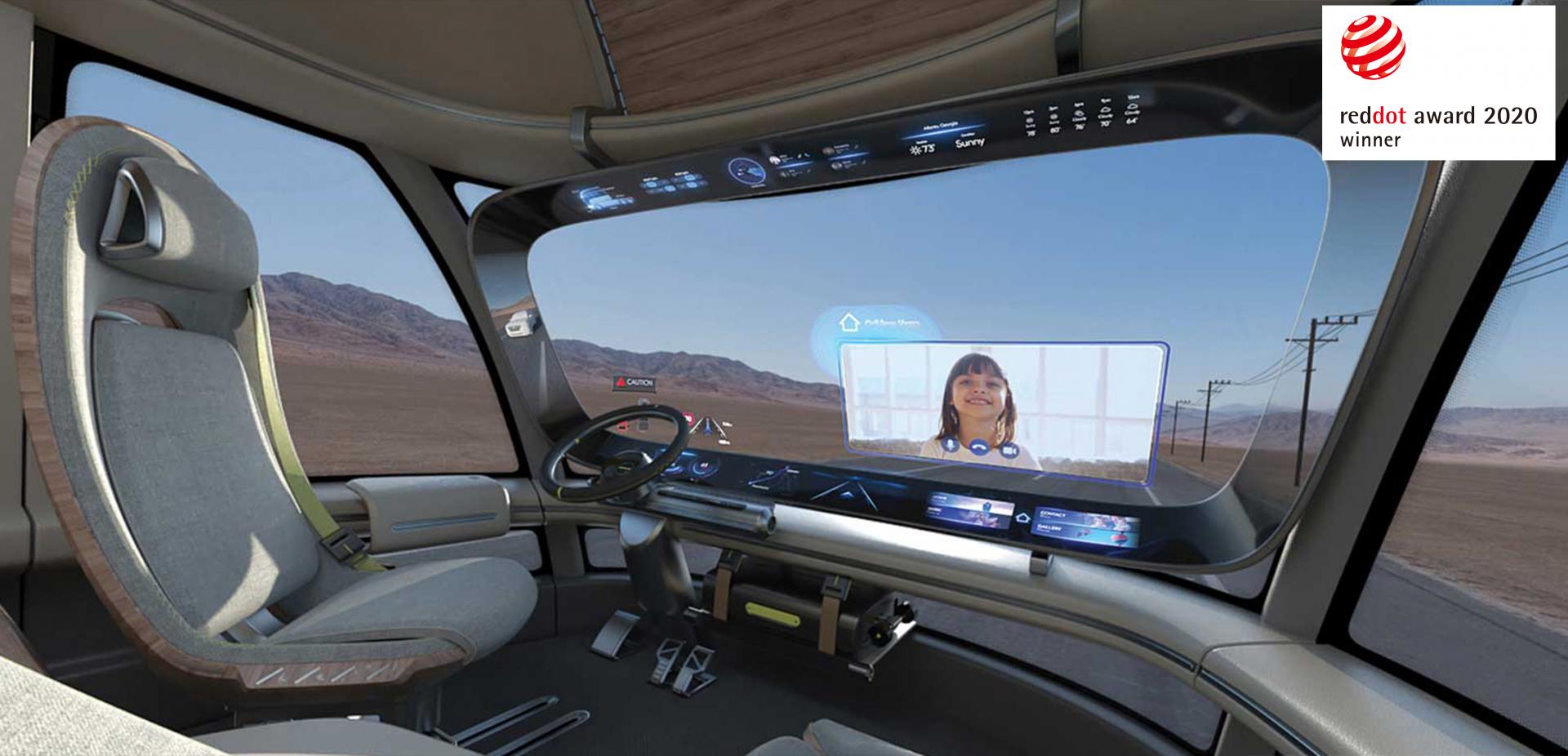 Компанія Hyundai Motor отримала три нагороди Red Dot Award 2020 за концептуальний дизайн | Базис-Авто - фото 12