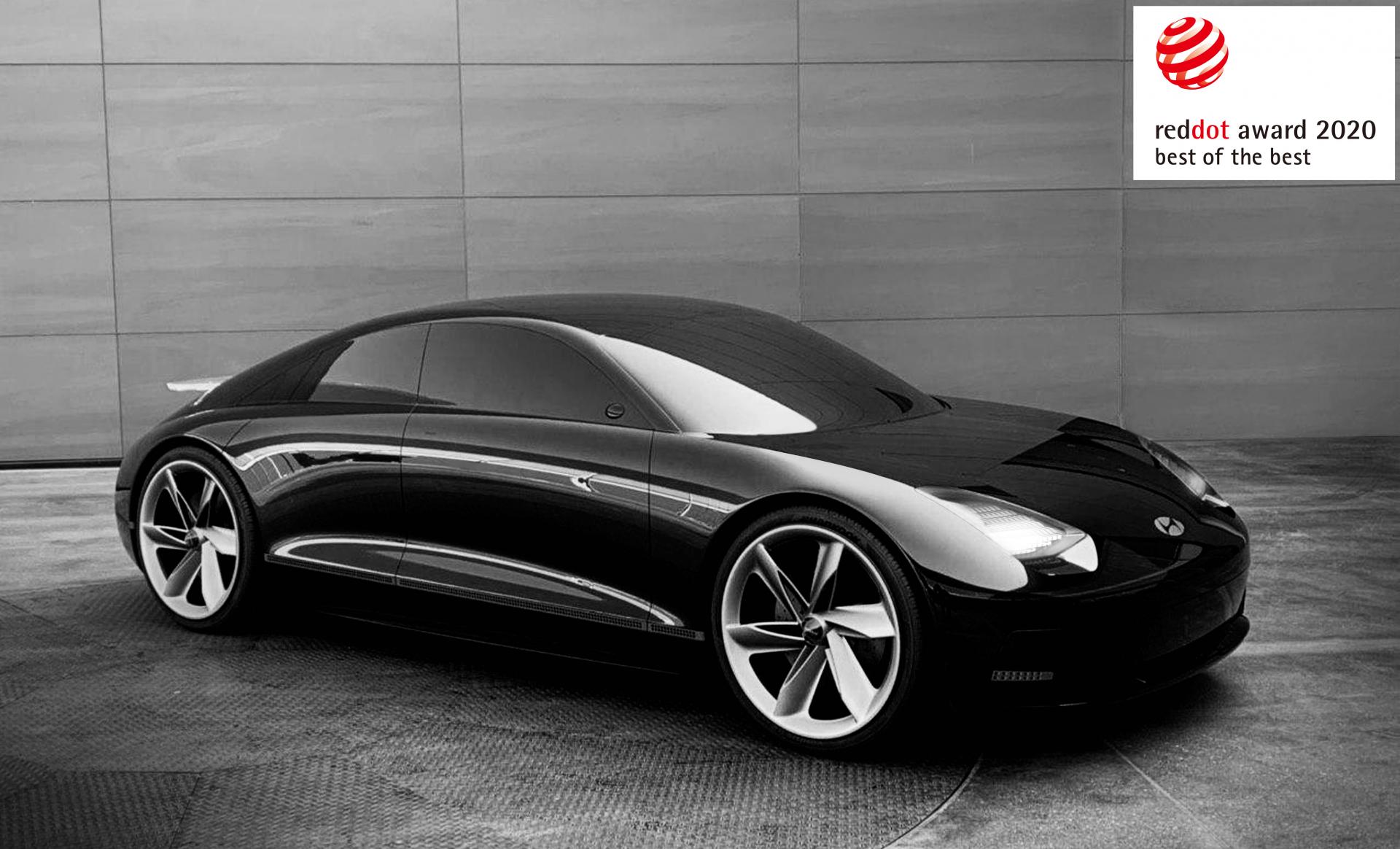 Компанія Hyundai Motor отримала три нагороди Red Dot Award 2020 за концептуальний дизайн | Базис-Авто - фото 14