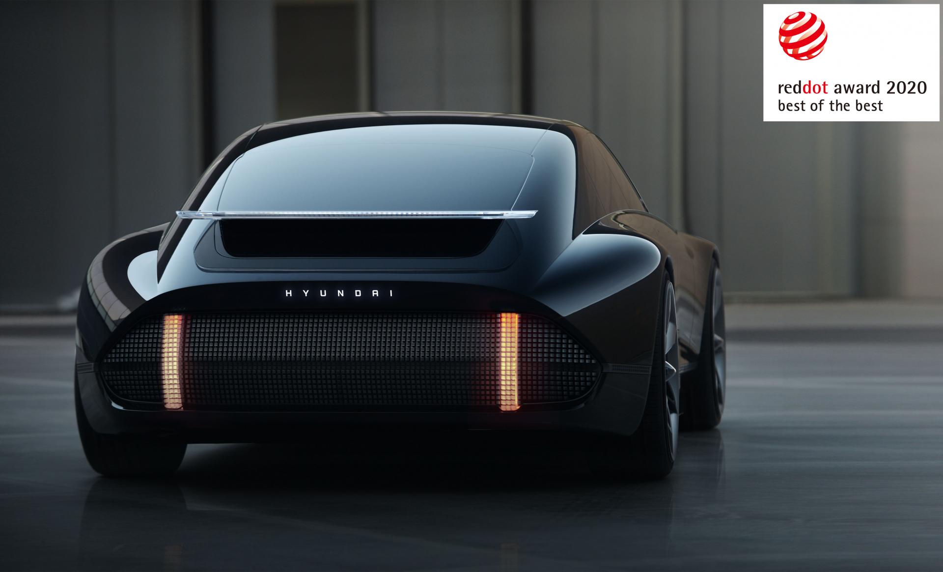 Компанія Hyundai Motor отримала три нагороди Red Dot Award 2020 за концептуальний дизайн | Базис-Авто - фото 13